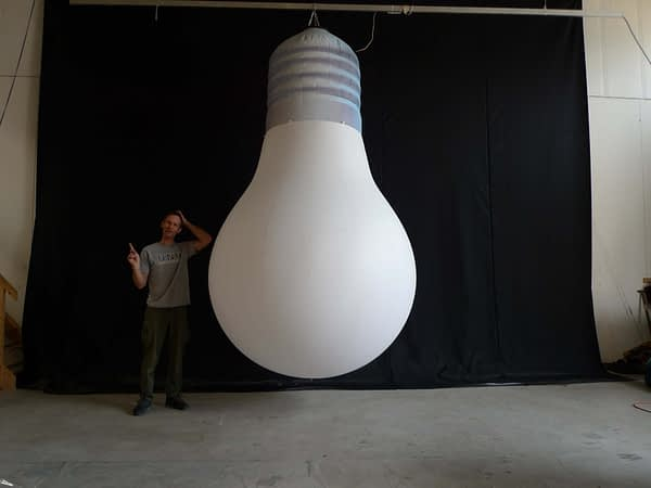 3m light bulb Airworks Rentals